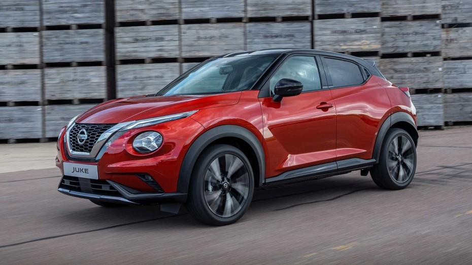 Todos los precios del nuevo Nissan Juke para España