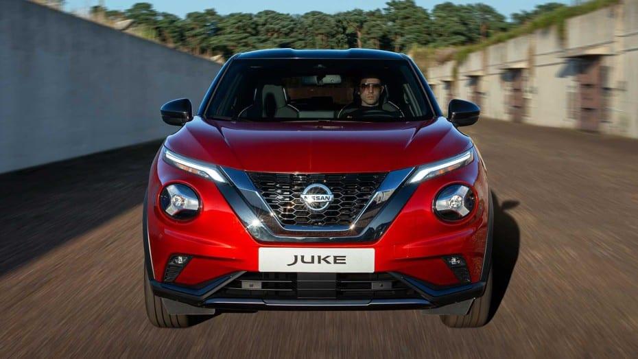 Oficial: Nuevo Nissan Juke