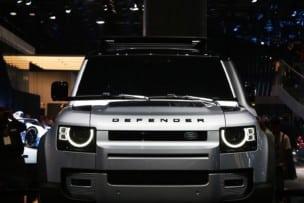 Land Rover está preparando un