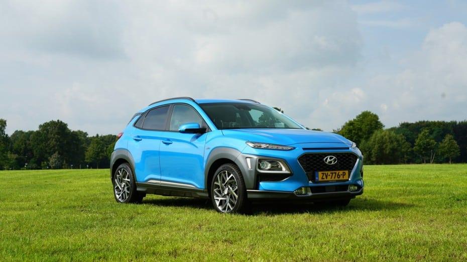 Primera prueba Hyundai Kona Híbrido: La familia al completo