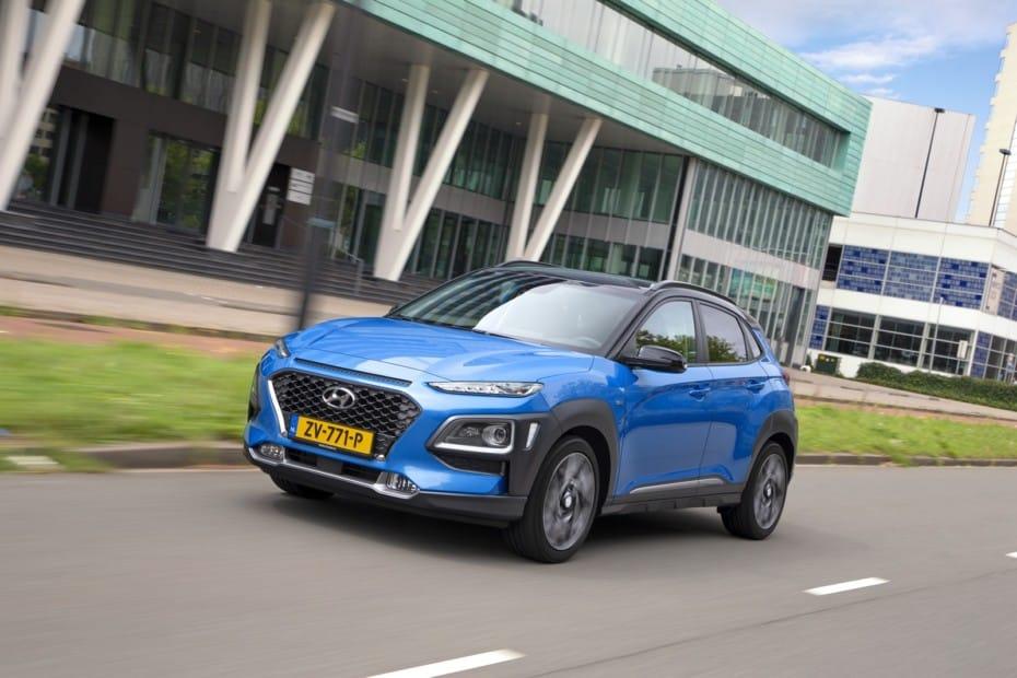 Ya a la venta el Hyundai Kona Hybrid
