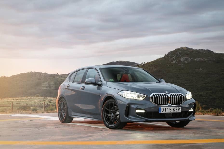 Primera prueba BMW 118d 8AT 150 CV 2019: ¿A quién le importa que haya perdido la tracción trasera?