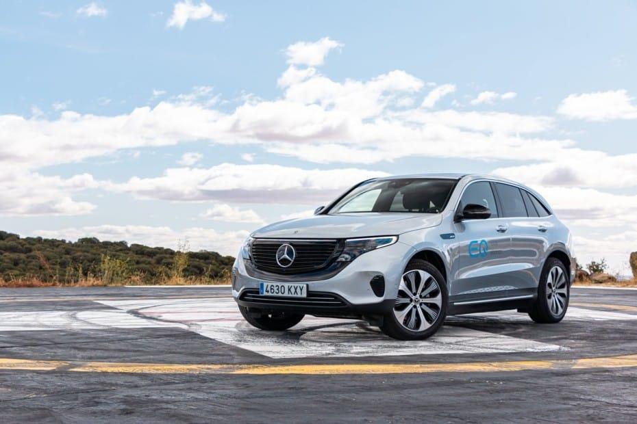 Primera prueba Mercedes-Benz EQC 400 4MATIC 2019: Electrificación sobre la base del GLC