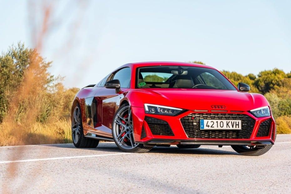 Prueba Audi R8 Coupé V10 FSI performance quattro 620 CV 2019: Milagro de la ingeniería en peligro de extinción