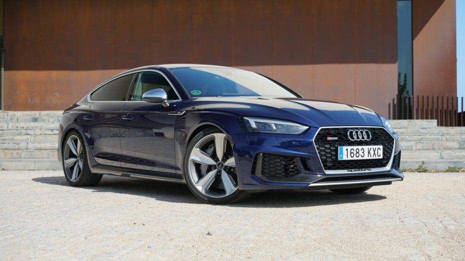 Prueba Audi RS5 Sportback 2.9 TFSI quattro: 450 CV de locura y desenfreno