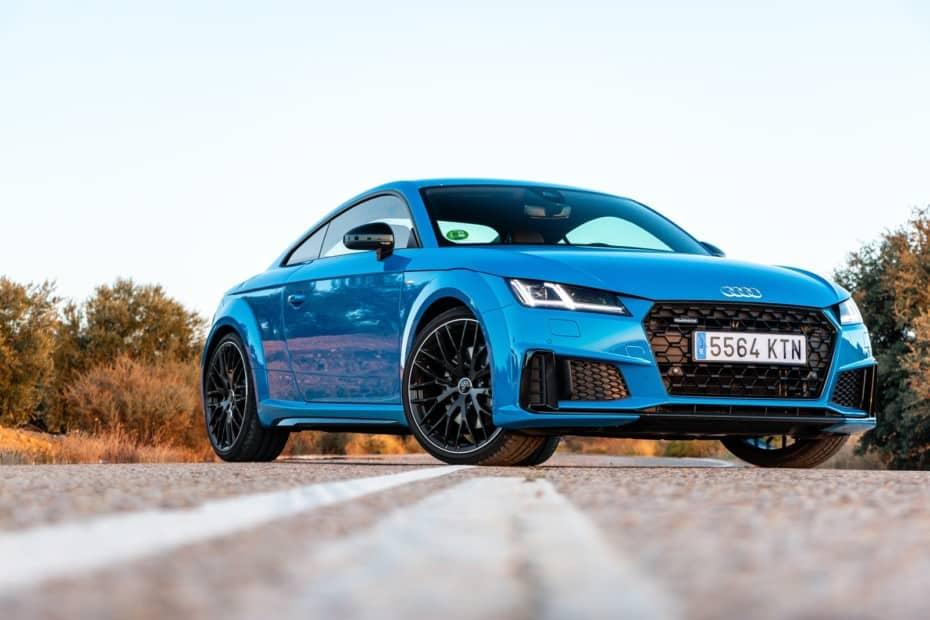 Prueba Audi TT Coupé 45 TFSI 245 CV quattro S tronic 2019: La opción lógica da mucho de sí
