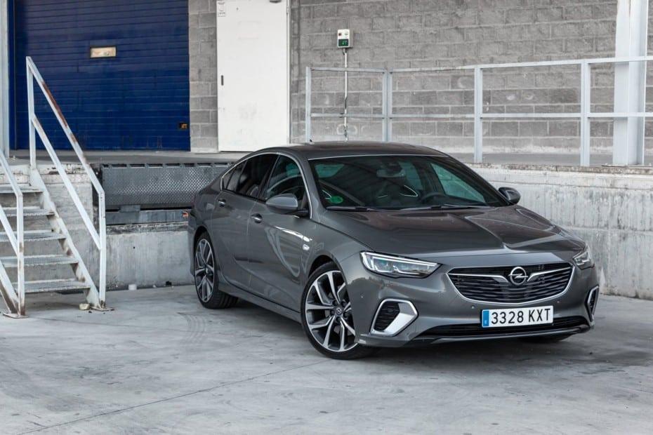 Prueba Opel Insignia Grand Sport GSi 2.0 CDTi BiTurbo 210 CV 4×4 AT8 2019: ¿Diésel y deportivo?