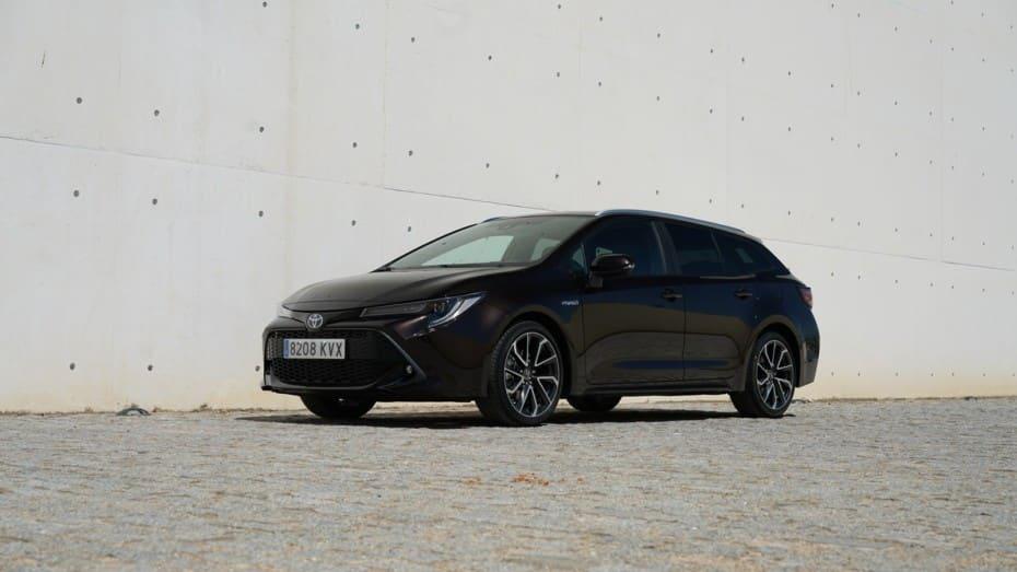Prueba Toyota Corolla Touring Sports Hybrid 2.0l 180 CV Feel!: Ahora sí que nos gustan los híbridos