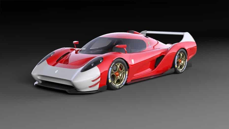 Nuevas imágenes del SCG 007 LMP con el que la Scuderia Cameron Glickenhaus conquistará Le Mans