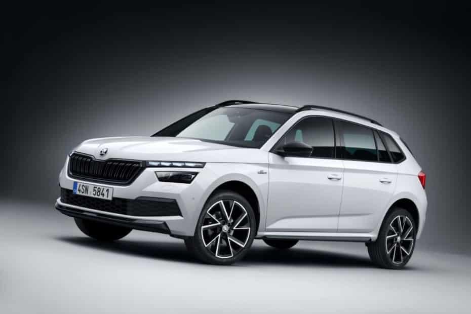 Así es el Škoda Kamiq Monte Carlo: El mejor B SUV del Grupo VW luce mejor que nunca