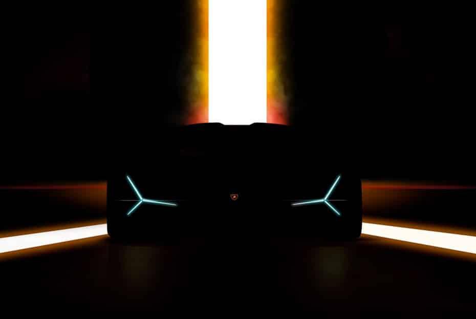 ¿Qué tiene preparado Lamborghini para el Salón de Frankfurt? Huele a 'hypercar' híbrido