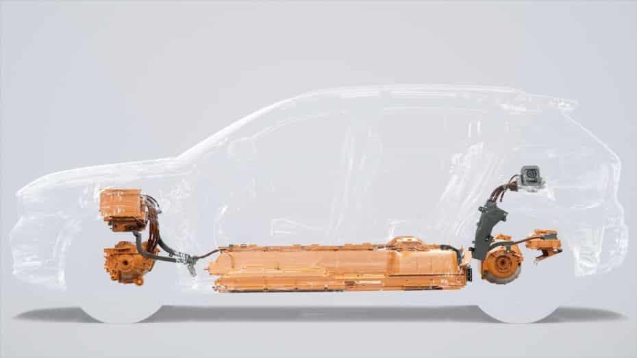 Primeros detalles del Volvo XC40 Electric: El primer modelo 100% eléctrico de la marca será el más seguro