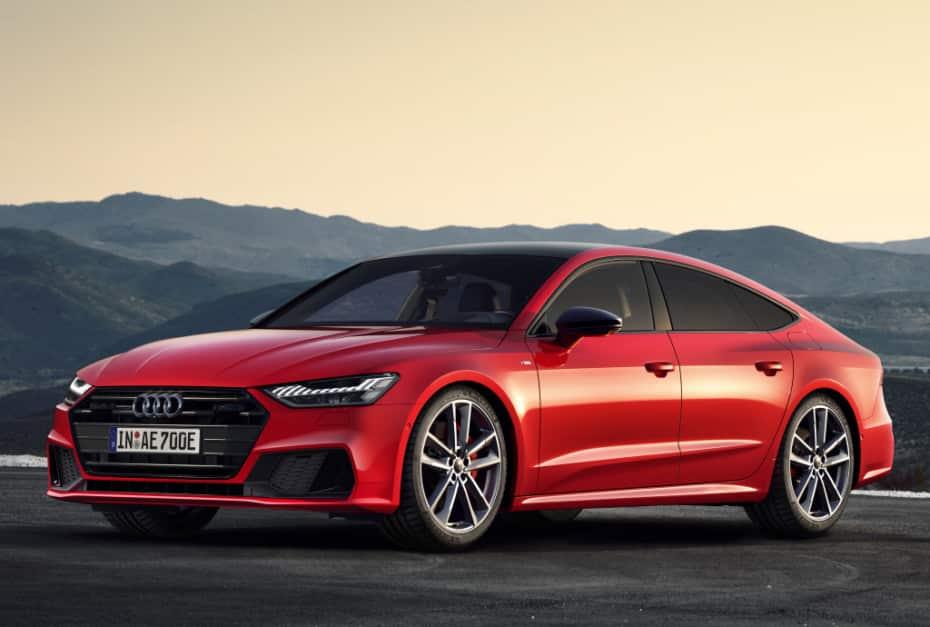Así es el nuevo Audi A7 Sportback híbrido enchufable