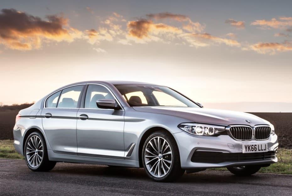 El BMW Serie 5 estrena motor MHEV