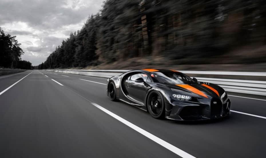 Si quieres un Bugatti Chiron solo te quedan un año de producción y pocas unidades