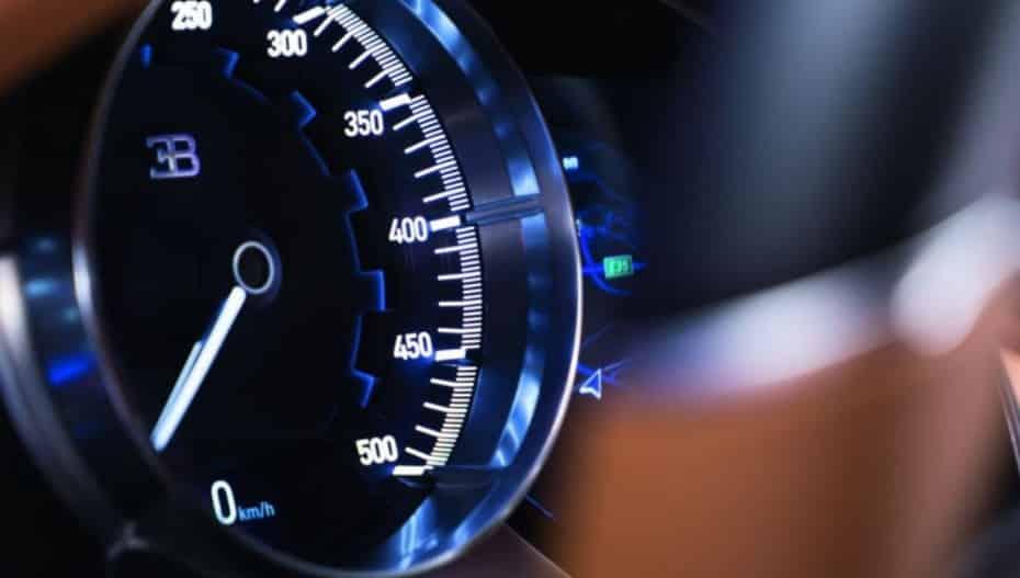 Bugatti saca pecho y nos anuncia que el Chiron podría haber superado los 500 km/h