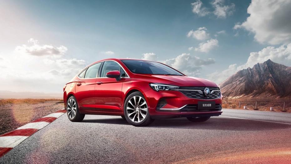 Así es el nuevo Buick Verano: El hipotético Opel Astra Sedán que nunca veremos