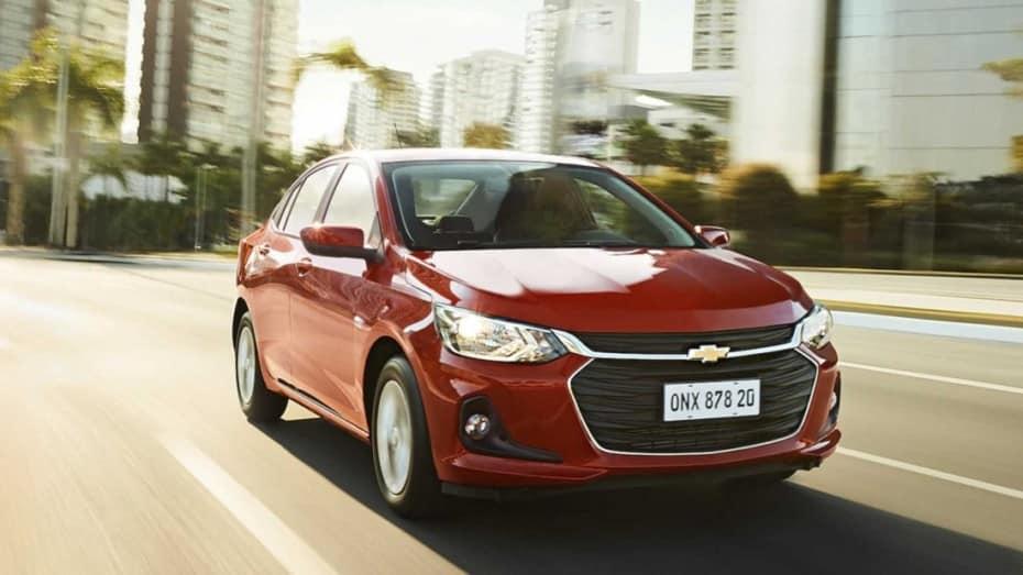 Primeras imágenes del nuevo Chevrolet Onix