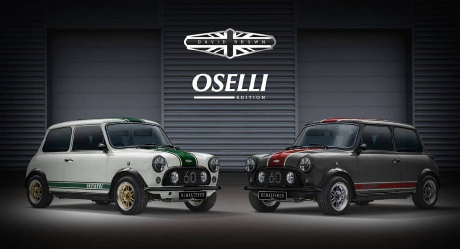 Mini Remastered Oselli Edition: La mejor forma de gastarse más de 100.000 euros en un Mini clásico