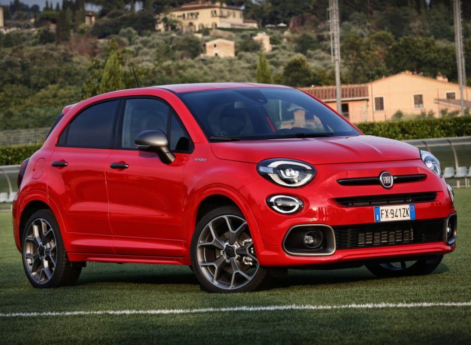 Nuevo Fiat 500X Sport