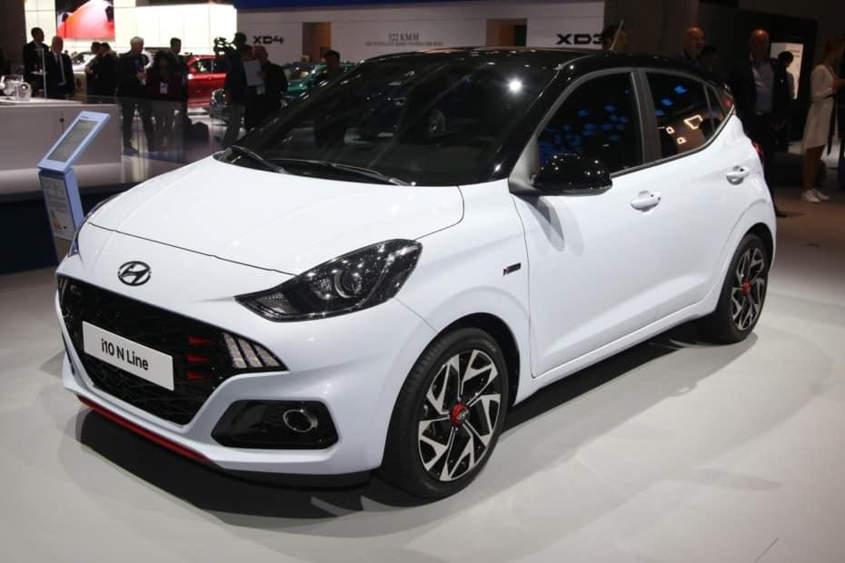 El nuevo Hyundai i10, ahora al natural