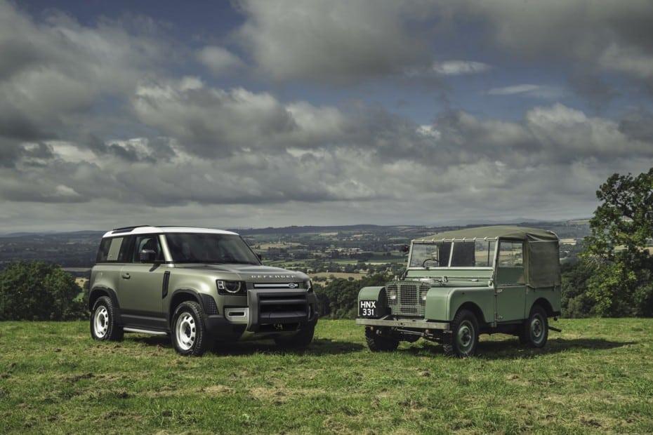 Todos los precios del nuevo Land Rover Defender para España