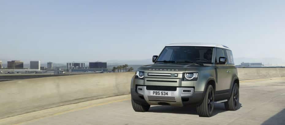¡Oficial!, nuevo Land Rover Defender: ¿La perfecta reinvención del icono?