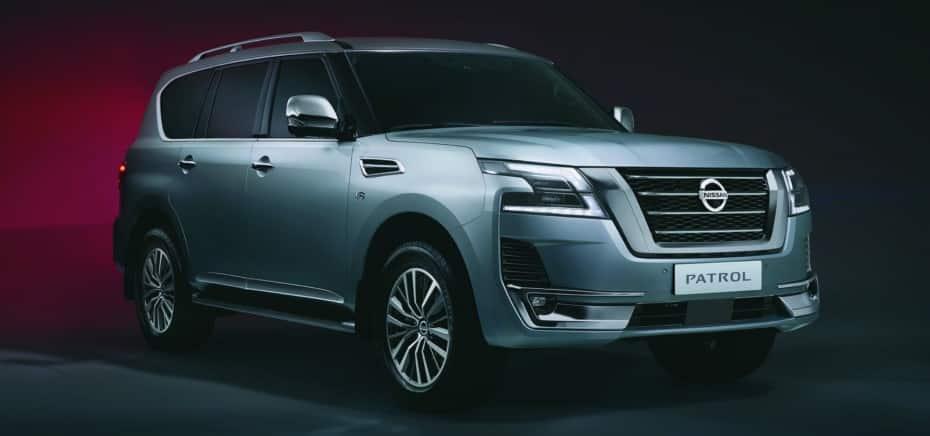 El Nissan Patrol estrena imagen