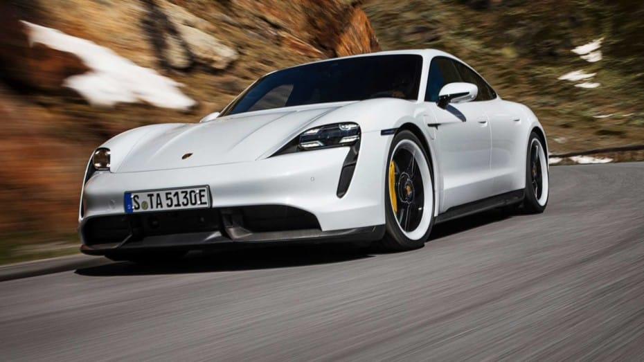 Oficial: Nuevo Porsche Taycan