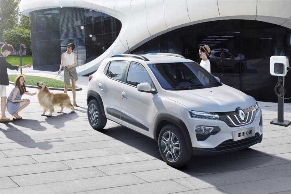 El Renault City K-ZE ya es una realidad en China: Y muy barato
