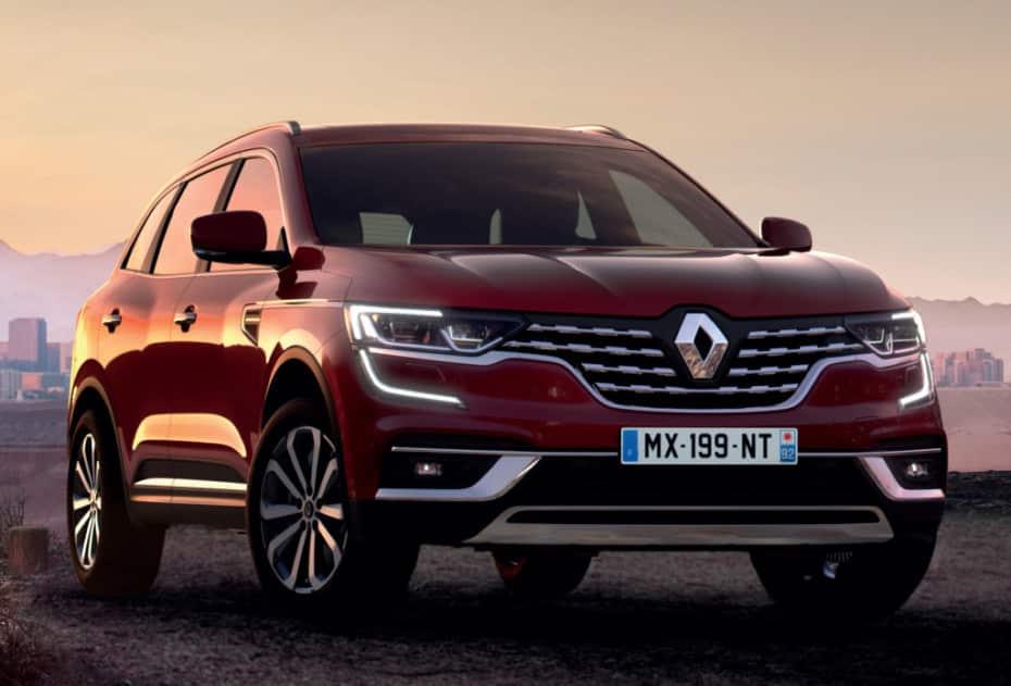 Llega a España el renovado Renault Koleos 2020
