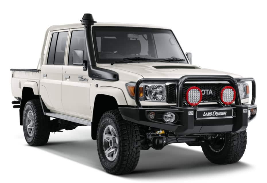 Nuevo Toyota Land Cruiser 79 Namib: El 4×4 que te encantaría comprar