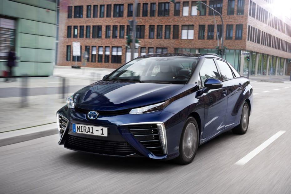 Ya a la venta en España el Toyota Mirai