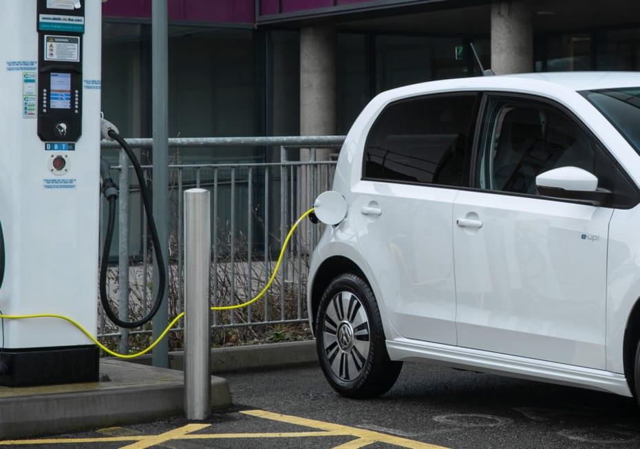 El renovado Volkswagen e-Up! es más barato que antes: En Alemania