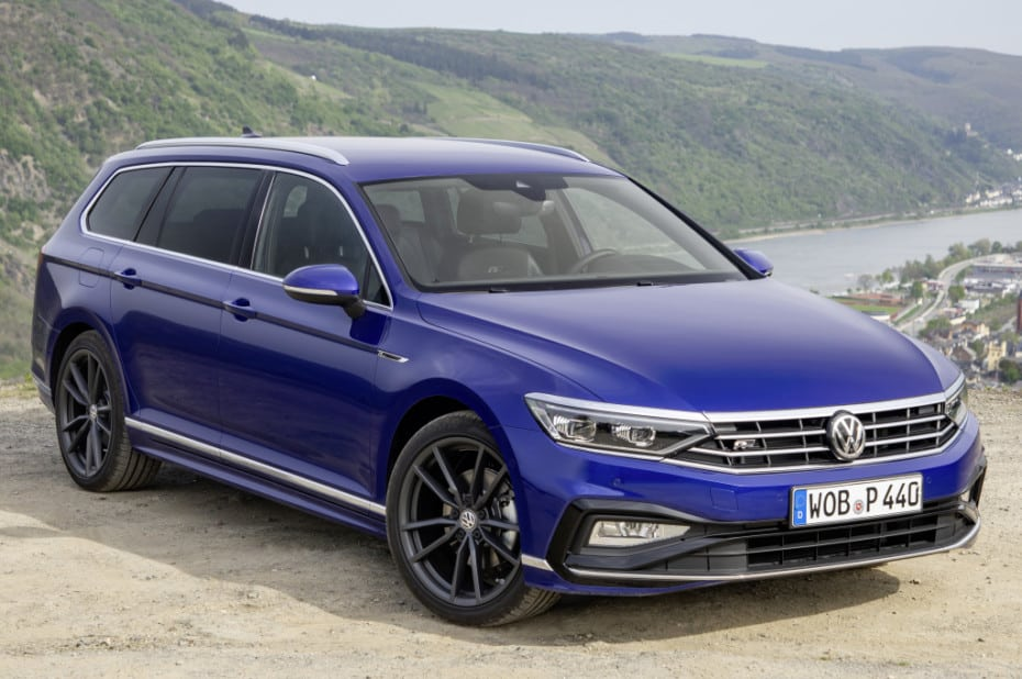 La gama del VW Passat se completa