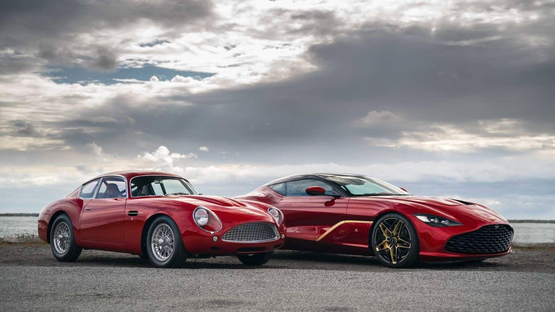 Nuevas Imagenes Del Aston Martin Dbs Gt Zagato Al Natural Simplemente Espectacular