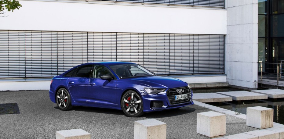 Arranca la preventa del Audi A6 55 TFSI e quattro: La ofensiva híbrida enchufable continúa