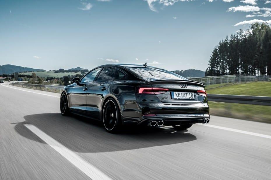 El Audi S5 Sportback V6 TDI ahora con hasta 384 CV de potencia