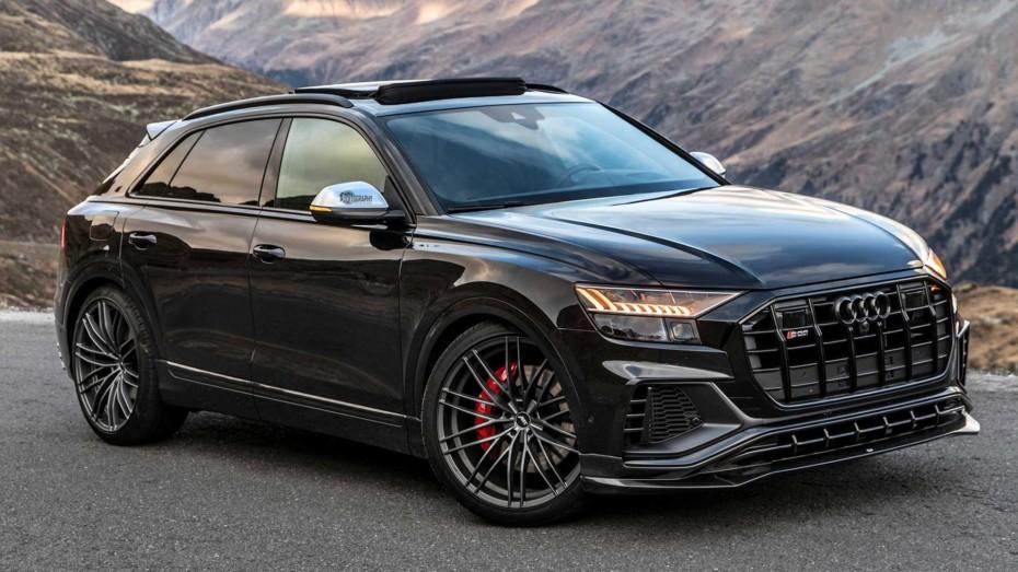 ABT eleva la potencia del Audi SQ8 hasta unos nada despreciables 520 CV