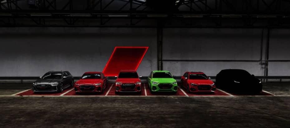 Audi ya ha presentado 5 modelos RS en 2019 y todavía falta una sorpresa