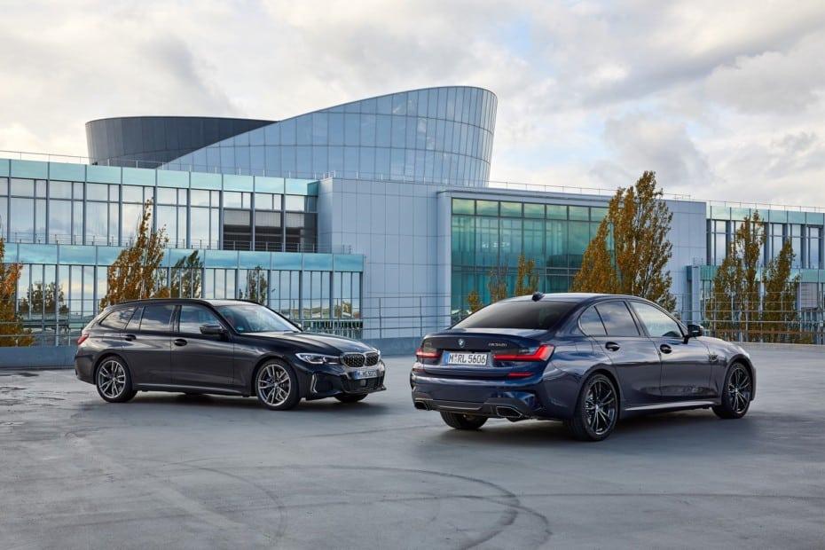 Los BMW M340i xDrive Berlina y Touring llegan en noviembre: 374 CV para la antesala del M3