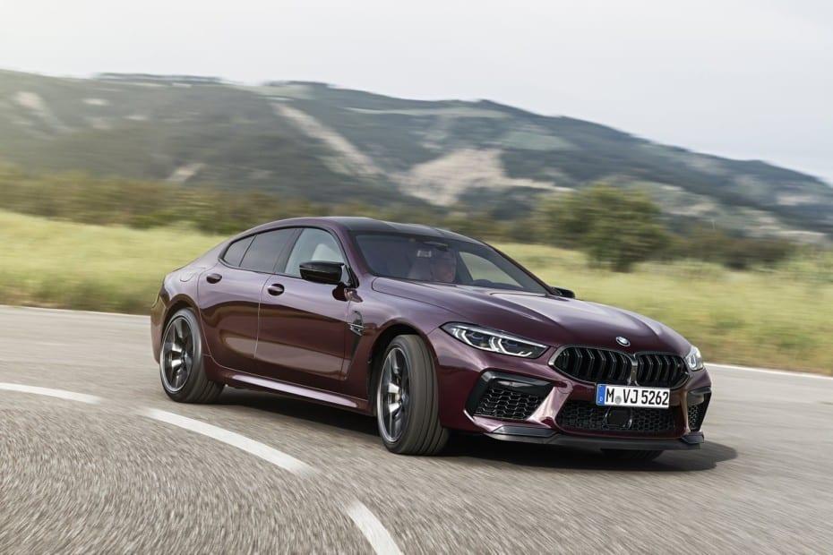 BMW M8 Gran Coupé y BMW M8 Competition Gran Coupé: Hasta 625 CV para viajar en familia