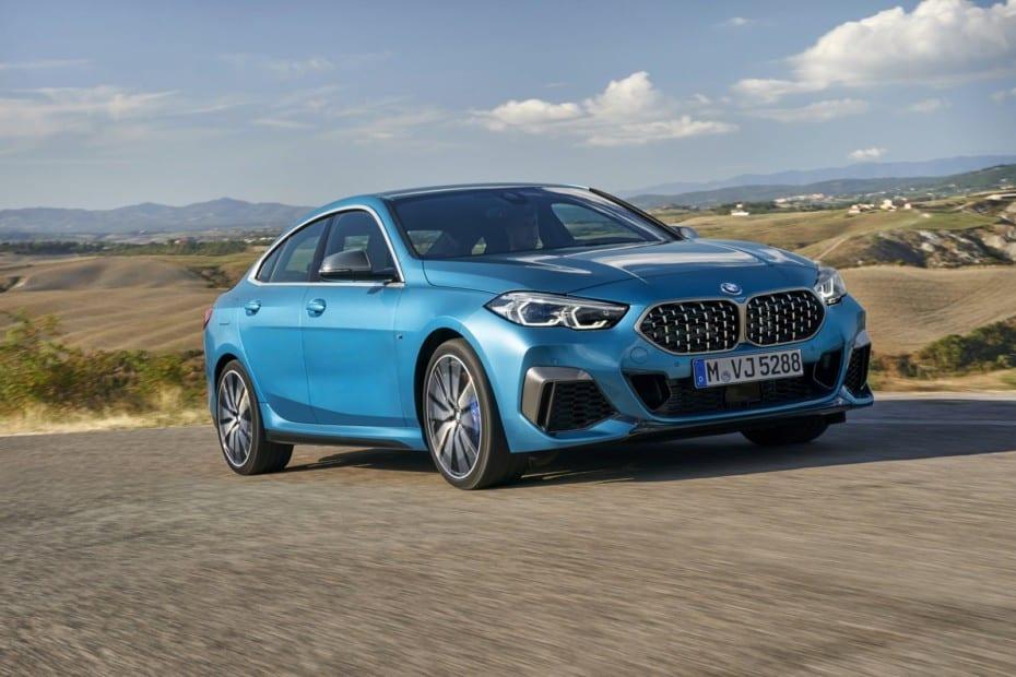 ¡Oficial!: El BMW Serie 2 Gran Coupé llega con tracción delantera y un diseño poco convincente