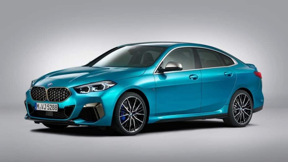 ¡Filtrado!: Así es el nuevo BMW Serie 2 Gran Coupé