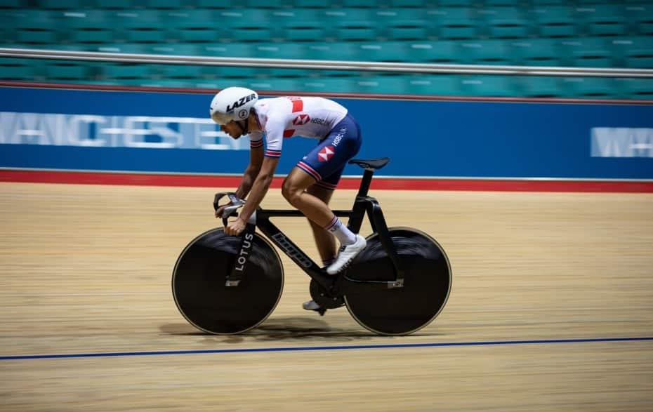 La ingeniería de Lotus vuelve al ciclismo para alzarse con la medalla en los Juegos Olímpicos 2020