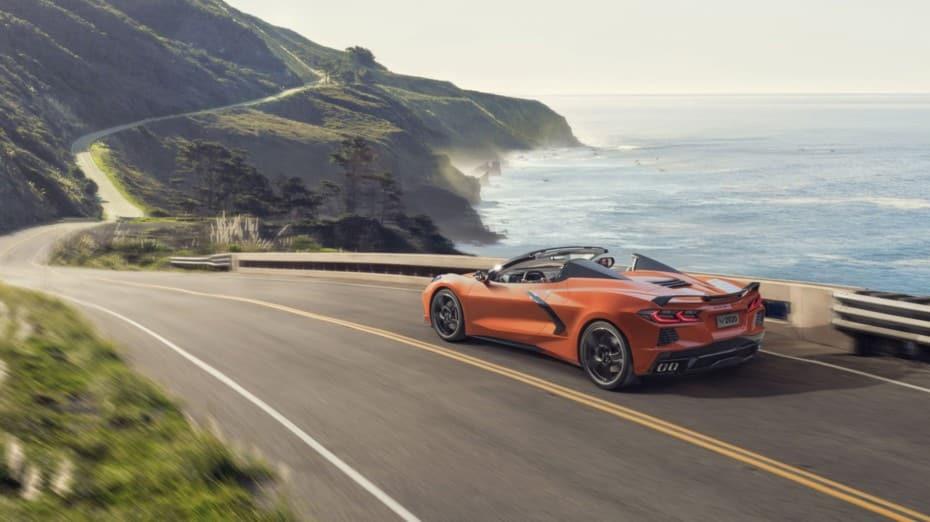 El Corvette Stingray Convertible 2020 llega con un pequeño sobrecoste que merece la pena pagar