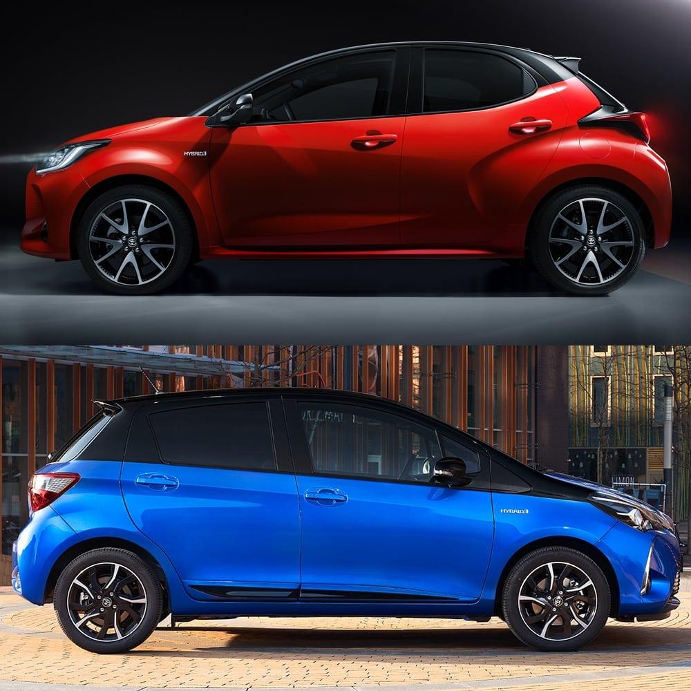 2020 Toyota Yaris Hatchback: Comparativa Visual Toyota Yaris 2020: ¿Cuánto Ha Cambiado?