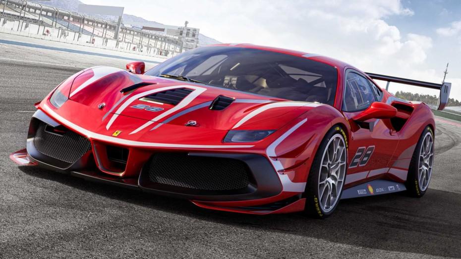Ferrari 488 Challenge EVO 2020: Más aerodinámico, más capaz