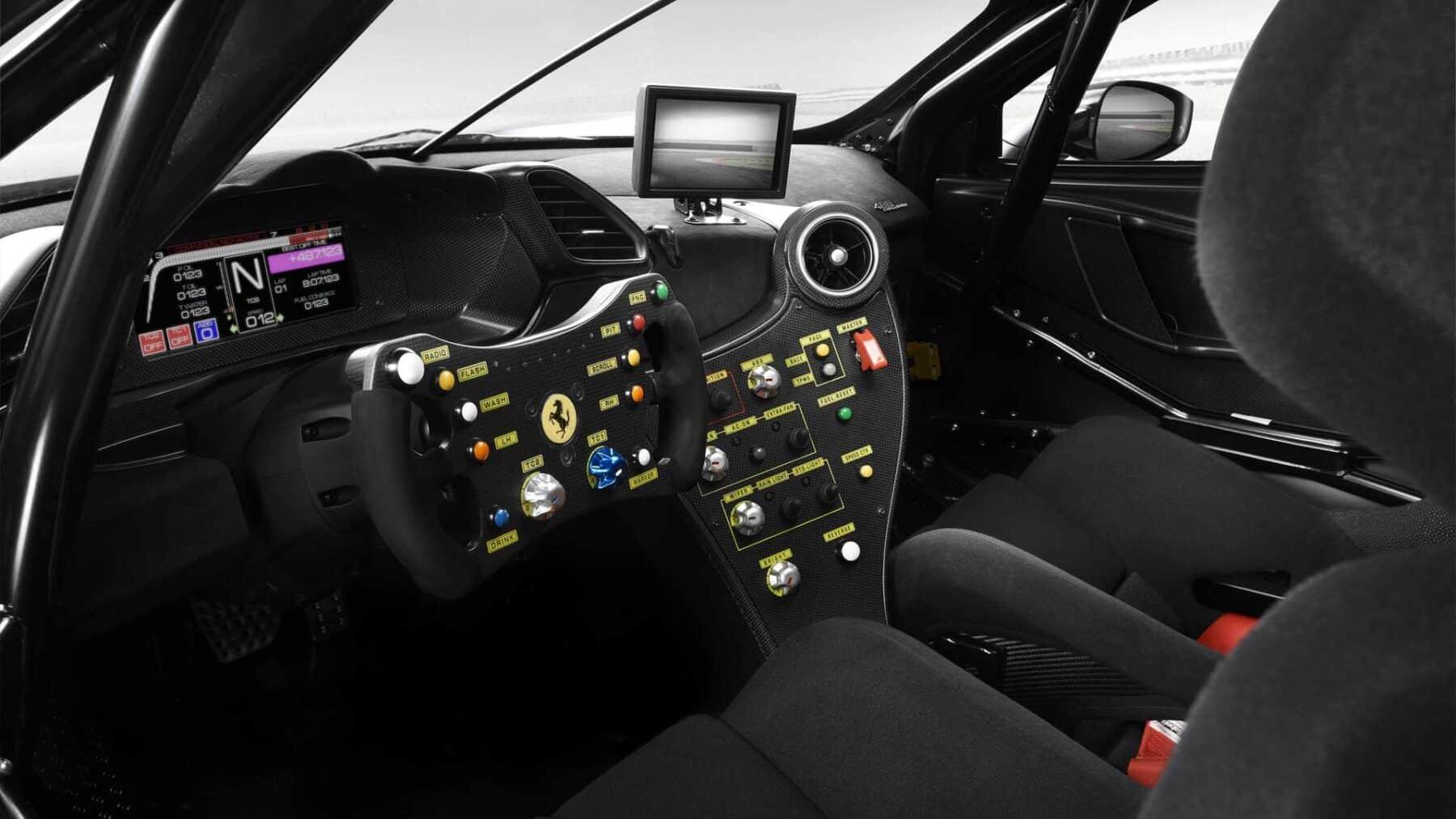 Ferrari 488 Challenge Evo 2020 Mas Aerodinamico Mas Capaz