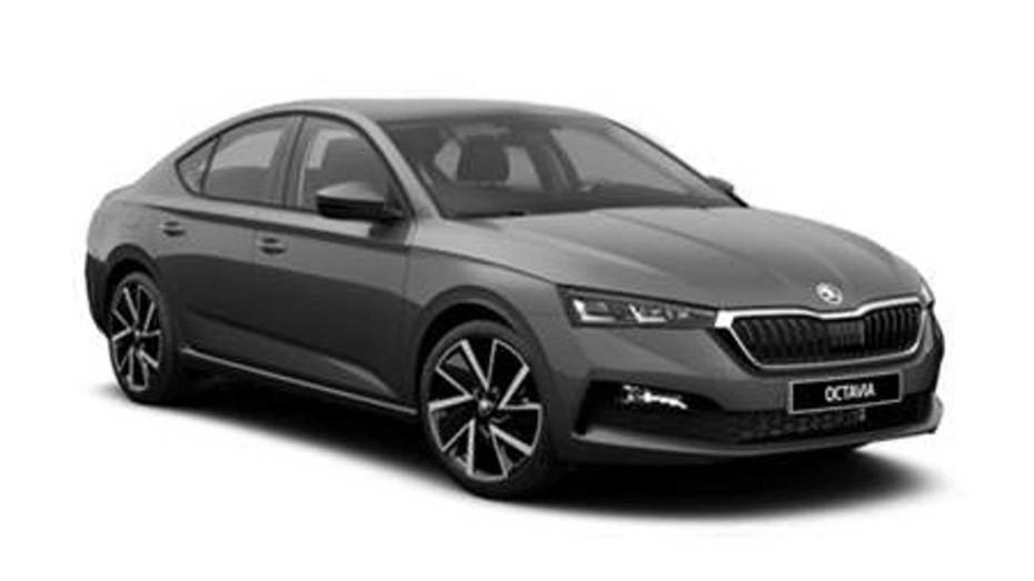 ¡Filtrado! Así es el Škoda Octavia de cuarta generación